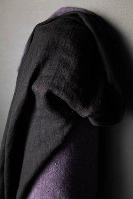 Merchant & Mills - Woolsey Scuttle Black Wool/Linen €49 p/m