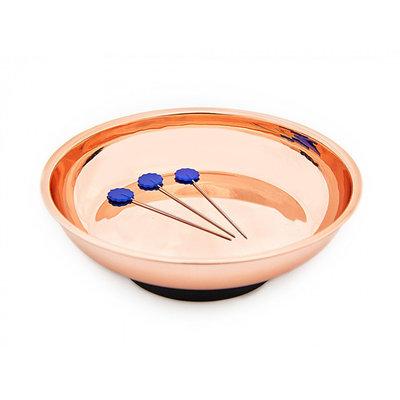Rose Gold magnetisch speldenschaaltje - €10,95 p/s