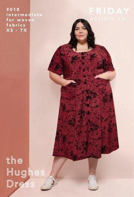 Friday Pattern Co. - Hughes Dress €19,95