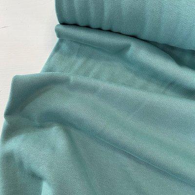 C. Pauli - Oil Blue brushed sweat 25,50 p/m GOTS