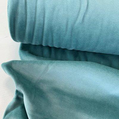 C. Pauli - Oil Blue nicky velours 25,50 p/m GOTS