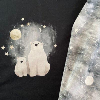 Hilco - Polar Bear PANEEL FRENCH TERRY €12,90 p/s