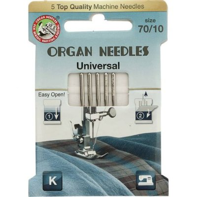 Organ ECO_pack Universeel Naalden 70/10
