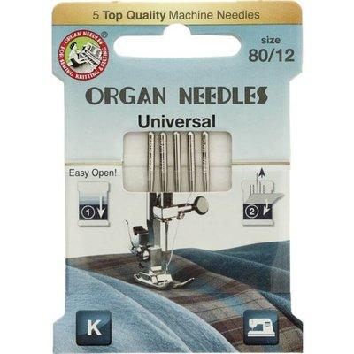 Organ ECO_pack Universeel Naalden 80/12