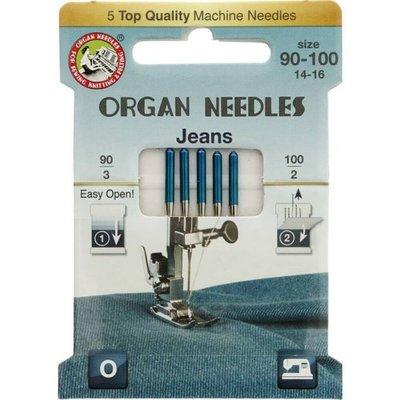 Organ ECO_pack Jeans Naalden 90-100