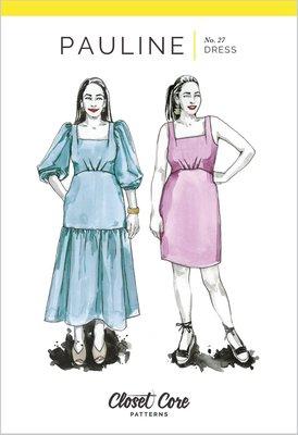 Closet Core Patterns - Pauline dress  €19,95