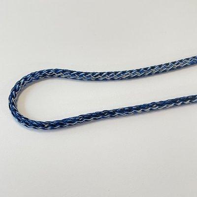 Hoodie koord  - kobalt blauw ROND € 2,50 p/m