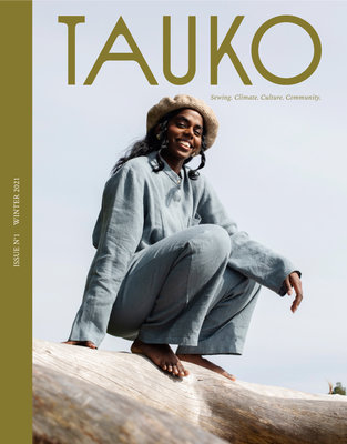 PRE ORDER Tauko Magazine NR.1 € 25,95 p/s