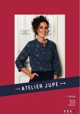 Atelier Jupe - Frida blouse - patroon €16,50 p/m