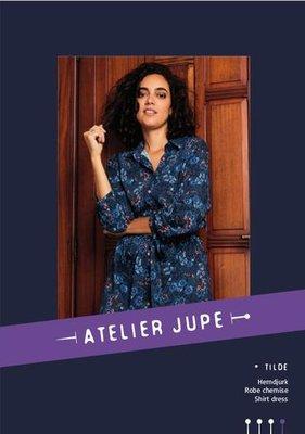 Atelier Jupe - Tilde jurk - papieren patroon €16,50 p/m