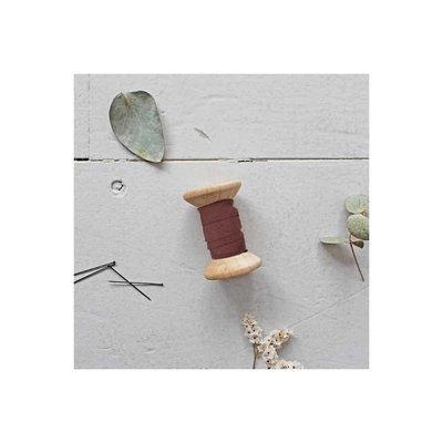 Atelier Brunette - Dobby Rust BIASband