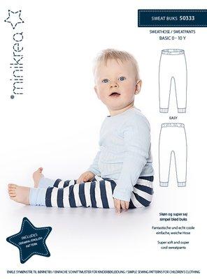 Minikrea sweatpants / harempants 50333