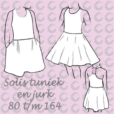 Sofilantjes Solis Dress
