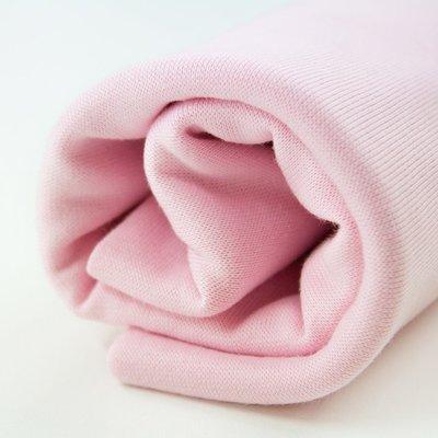 Boordstof licht roze 160 cm