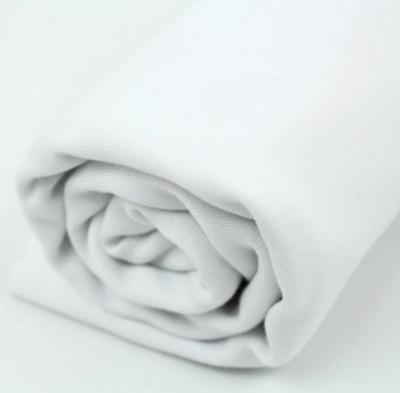 Boordstof white 160 cm breed