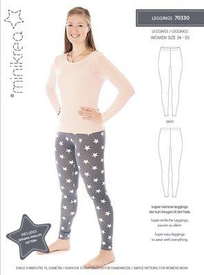 Minikrea Legging Dames 70330