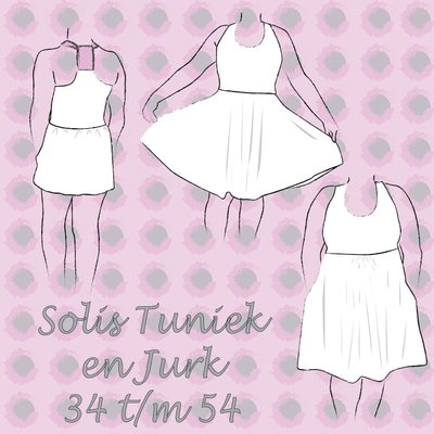 Sofilantjes Solis Dress DAMES