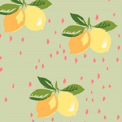 Monaluna bloome Lemons €19 p/m (biokatoen)