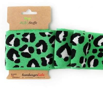 Cuff me Icon - Groen panter €9,95 p/s