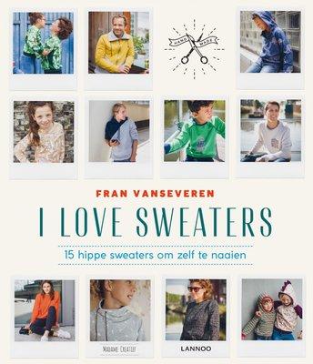 I love Sweaters €22,99 p/s