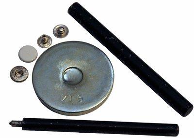 Drukknoop gereedschap 12 mm