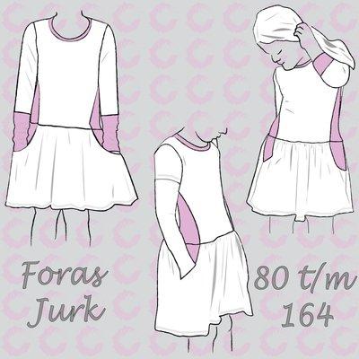 Sofilantjes Foras (jurk)