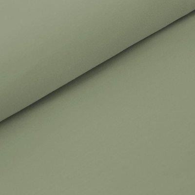 Solid olijfgroen - €16,80 p/m GOTS