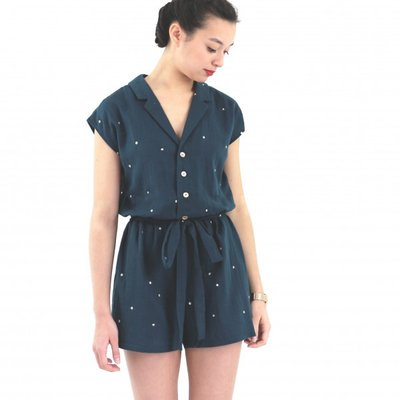 Republique du chiffon -  Yvonne playsuit