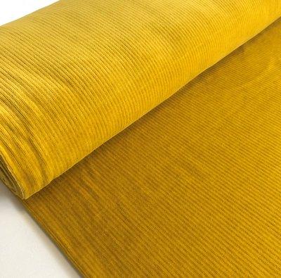 AlbStoffe - Organic cord Nicki OKER €23,90 p/m sweat (GOTS)