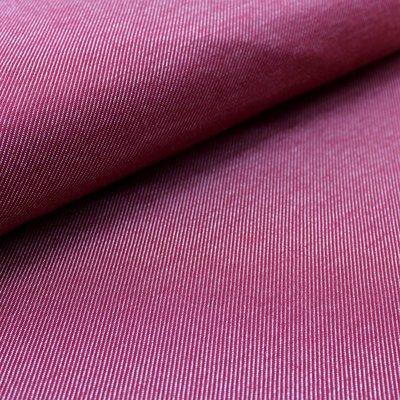 Stoffonkel -  Stretch bio jeans jersey RED €25,60 p/m (GOTS)