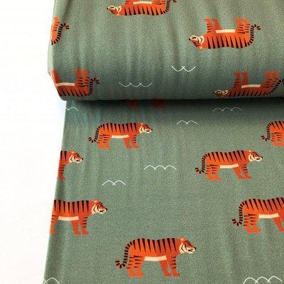 Ansje Handmade - Fearless Tiger - Reneesillustrations €23,50 p/m