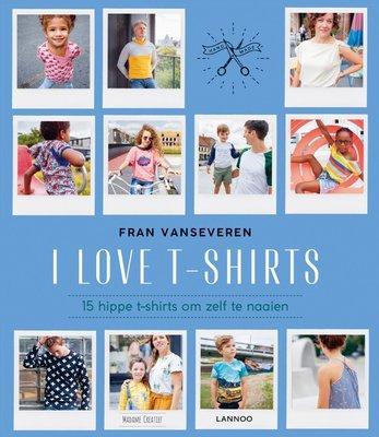 I love Tshirts €22,99 p/s