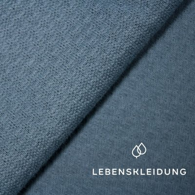 Lebenskleidung - Doubleface Interlock 3D €26,50 p/m GOTS