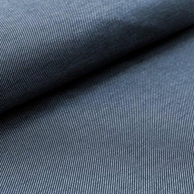 Stoffonkel -  Stretch bio jeans jersey BLUE €25,60 p/m (GOTS)