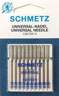 Schmetz Universeel 70/90 10 stuks