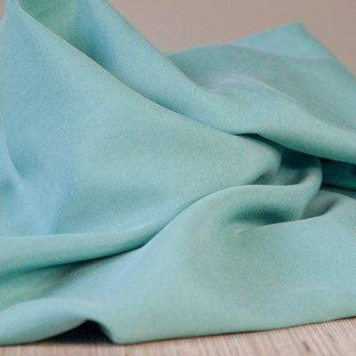 meetMilk - medium TWILL Aqua met TENCEL™ Lyocell vezels €24 p/m