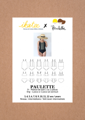 Ikatee - Paulette Swimsuit -  3/12j
