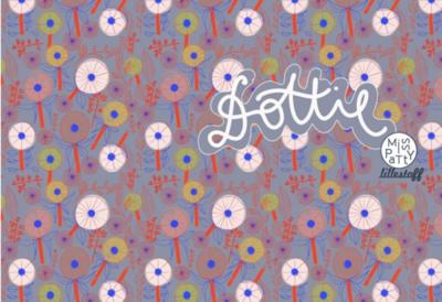 Lillestoff - Dottie (Modal) €21,00 p/m