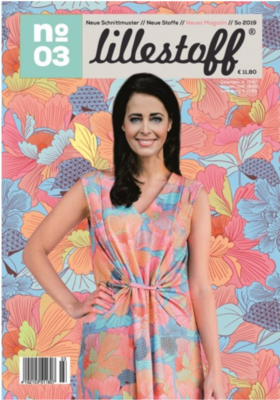 Lillestoff -  Magazine NR.3 11,80 p/s (DUITS)