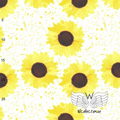 WCollection - Sunflower (biojersey) €23,50 p/m
