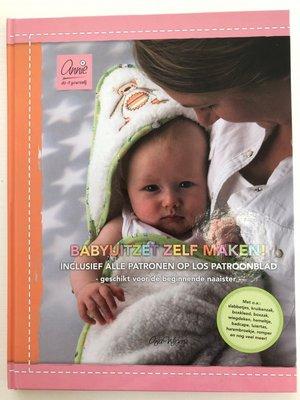 Annie - Baby uitzet zelf maken deel 1 €16,95 p/s