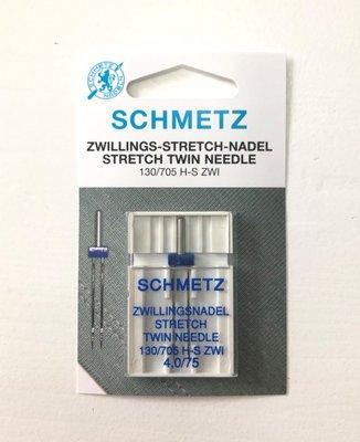 Stretch Twin Needle Schmetz 4/75