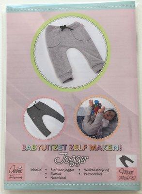 Annie - Jogger broekje mt 74-92 €2,50 p/s
