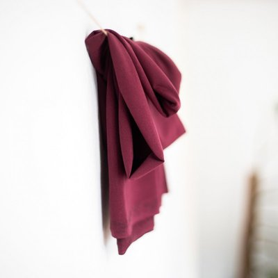 meetMilk - Tencel Stretch Jersey - Maroon €21,50 p/m