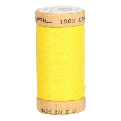 Scanfil Organic Garen- 4803 geel - 100m