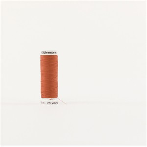 Gutermann 847 amberbruin - 200m