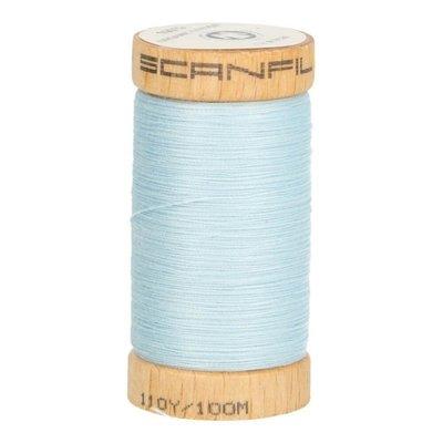 Scanfil Organic Garen- 4814 Licht Blauw - 100m