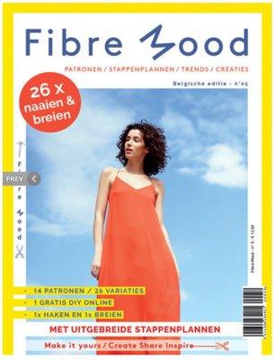 Fibre Mood -  Magazine NR.5 12,50 p/s