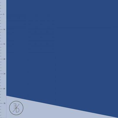 Elvelyckan  - Cobalt blue solid €20 p/m jersey (GOTS)