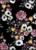 Ehta Vaatteet - Baroque Flowers €25,90 p/m jersey (GOTS)